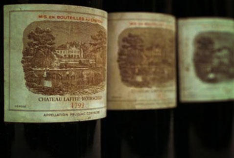 The Most Expensive Wine Ever