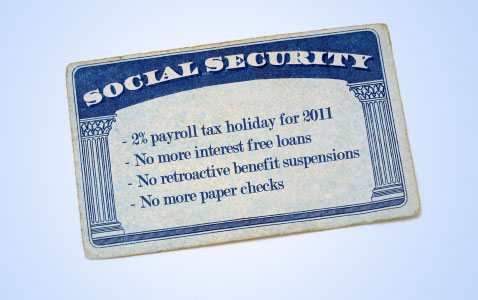 Social Security Changes For 2011
