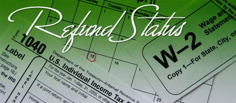 Check My State Income Tax Return Refund Status