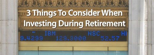 investing in retirement