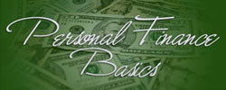 Personal Finance Basics